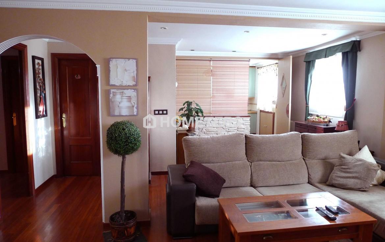 Espléndida vivienda en Donostia de 3 habitaciones. Visítala en hometers